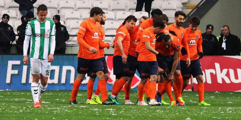 Atiker Konyaspor 0-3 Medipol Başakşehir / Maç Özeti