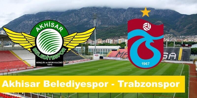 Akhisar Belediyespor-Trabzonspor maçı canlı izle | beIN Sports canlı yayın