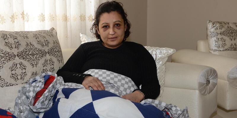 Adana'da hamile kadına saldırıda yeni iddia
