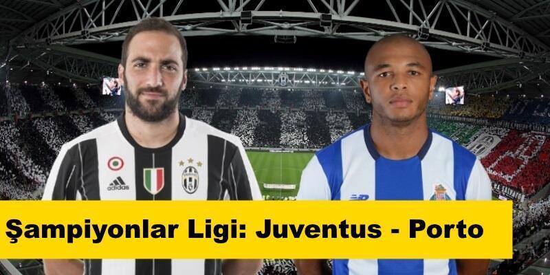 Juventus-Porto maçı canlı izle | TRT 1 canlı yayın