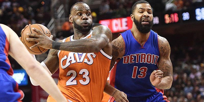 LeBron James'in triple-double'ı rekor getirdi