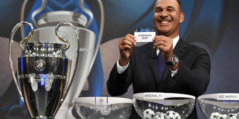UEFA Şampiyonlar Ligi'nde çeyrek finale kalan 8 takım