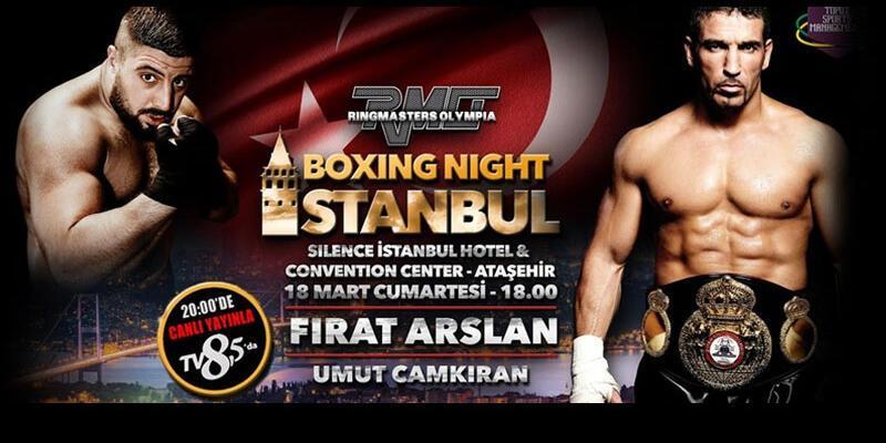 İstanbul'da boks fırtınası
