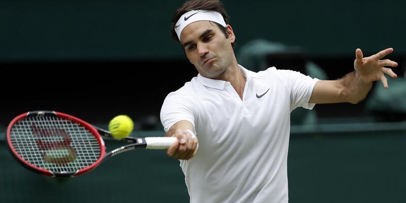 Roger Federer kaldığı yerden devam ediyor