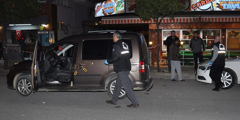 Antalya'da silahlı saldırı