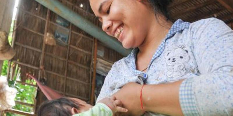 Kamboçya anne sütü ihracatını durduruyor