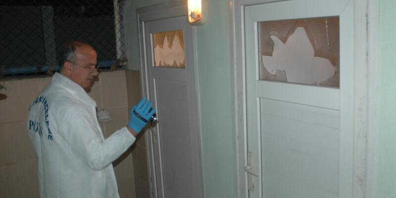 Taziye evi tuvaletinde ölü bulundu