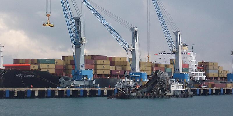 İskenderun Limanı'nda 1 milyona yakın uyuşturucu hap