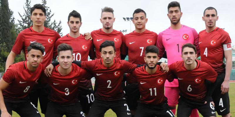 U19 Milli Takımı Polonya'ya 1-0 yenildi