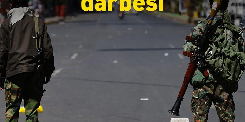 Yemen'de Husi darbesi