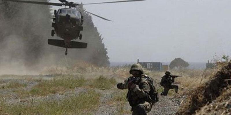TSK açıkladı: Saldırı hazırlığındaki 19 terörist öldürüldü