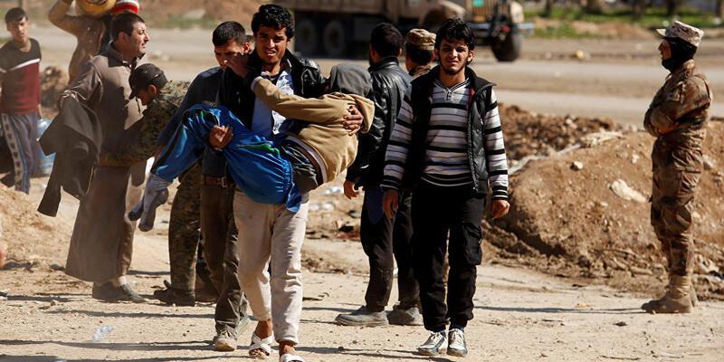 Korkunç rakam: Musul operasyonunda 4 bine yakın sivil öldü