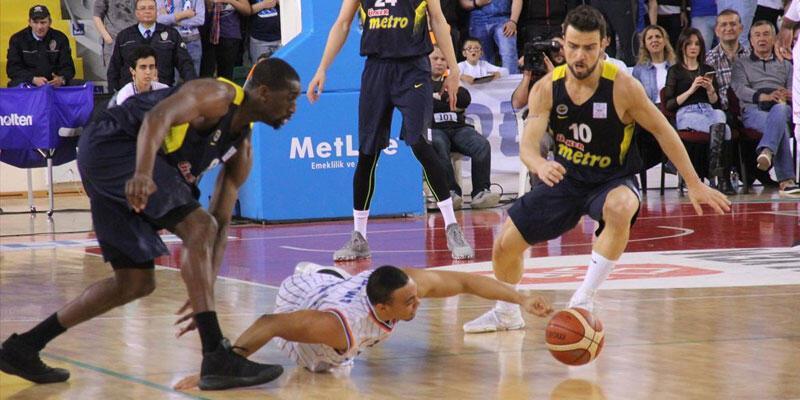 Fenerbahçe 21. galibiyetini aldı
