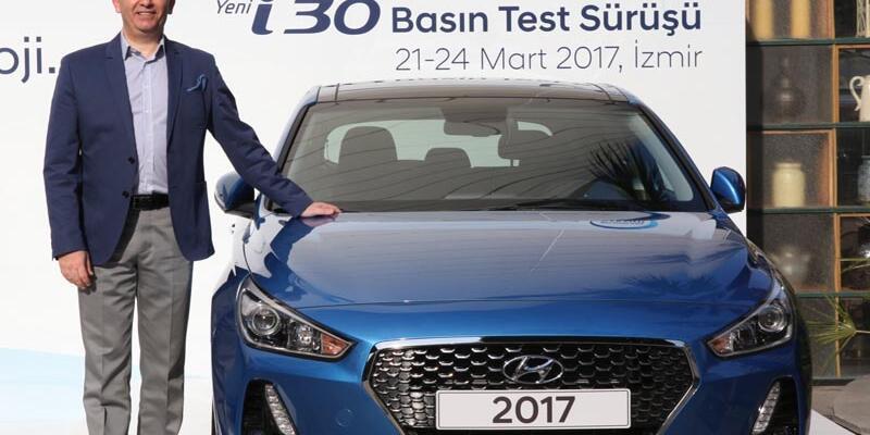 Yeni Hyundai i30 2017'de 2 misli satacak