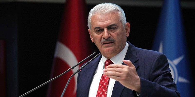 Başbakan Binali Yıldırım'dan Galatasaray açıklaması
