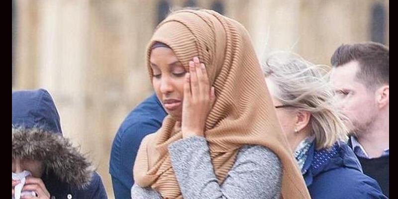 Sosyal medyada bu fotoğraf yüzünden linç edilen kadın konuştu