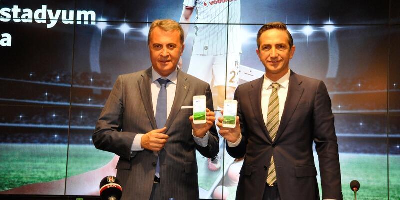 Vodafone Arena 40 milyon liraya akıllandı