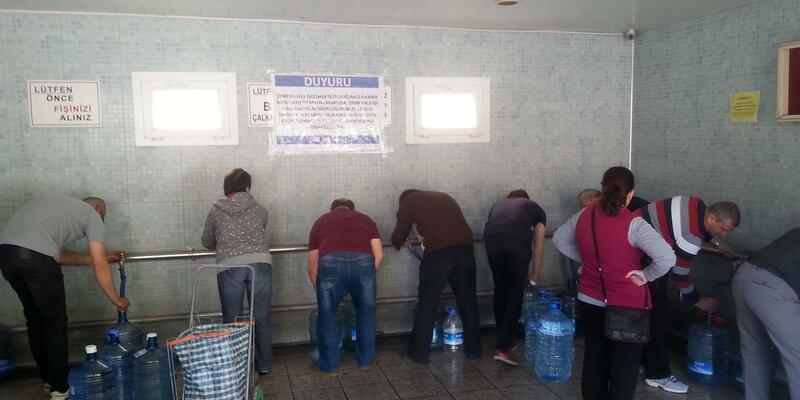 İzmir'in su satış istasyonları tarihe karışıyor
