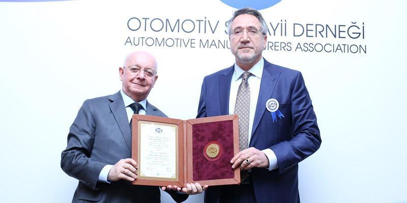 OSD'den TEMSA'ya İhracat ve Teknoloji Ödülü