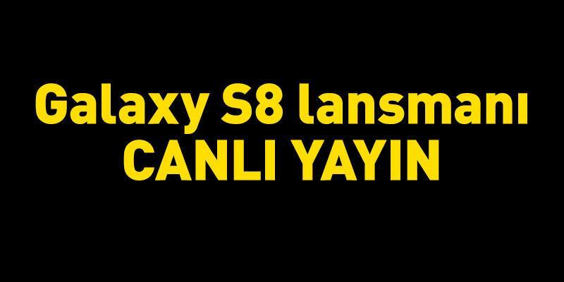 Samsung Galaxy S8'in Türkiye satış fiyatı açıklandı
