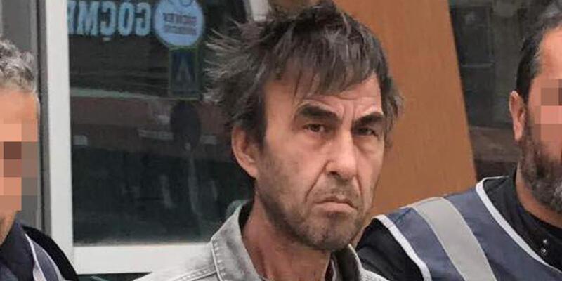 Kızına tecavüz hükümlüsü baba yakalandı