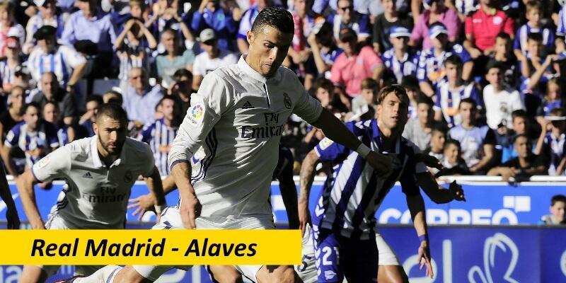 Real Madrid-Alaves maçı hakkında bilgiler