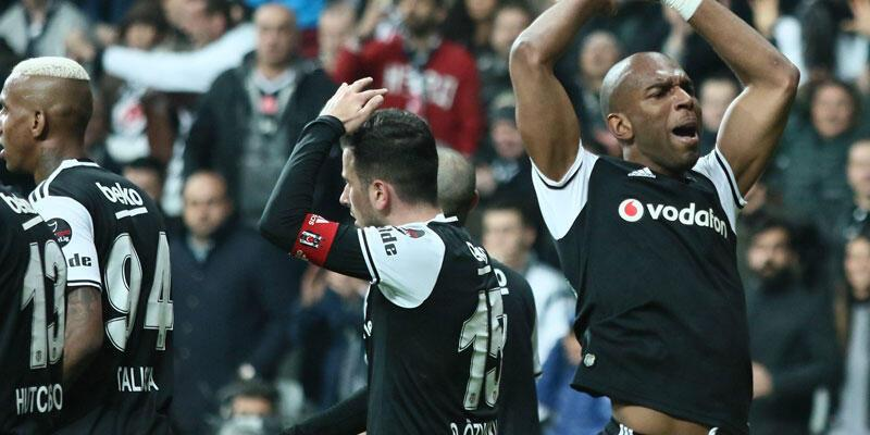 Beşiktaş-Gençlerbirliği: 3-0