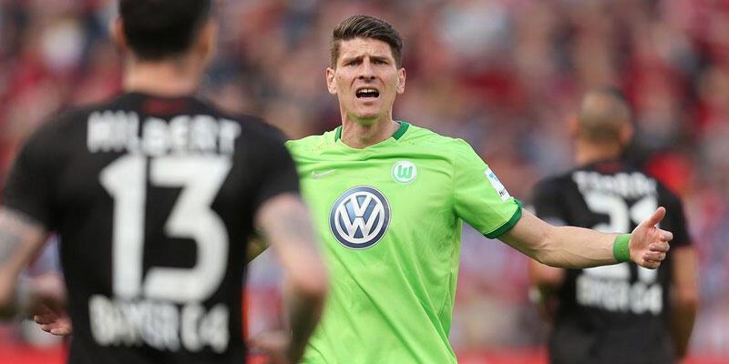 Leverkusen 3-3 Wolfsburg