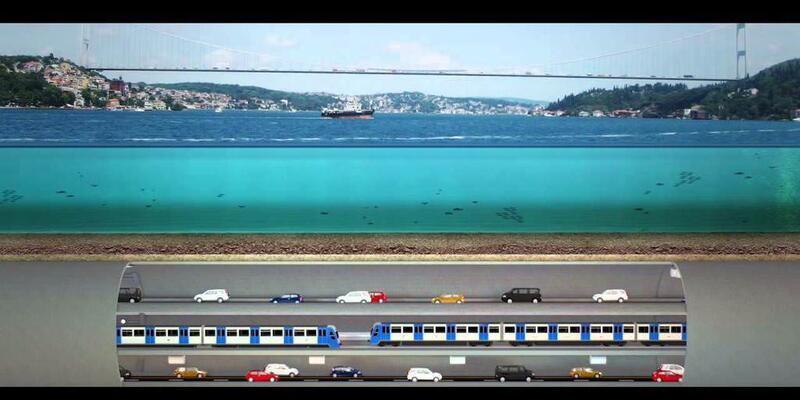 İstanbul için mega projede teklifler açılıyor