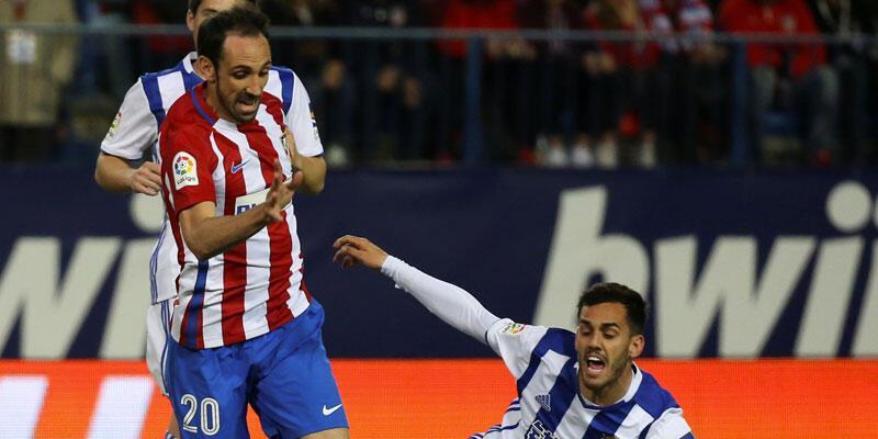 Atletico Madrid 1-0 Real Sociedad