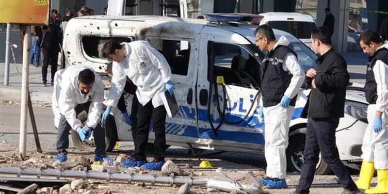 Mersin'de polise saldırıya 17 gözaltı