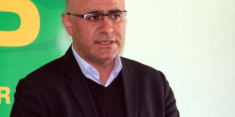 HDP Milletvekili Özsoy: Bu partiyi korumak emniyetin görevi