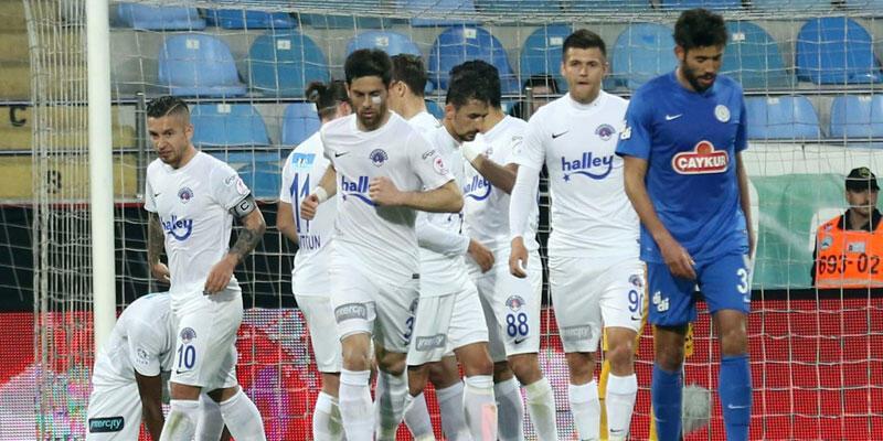Çaykur Rizespor 2-2 Kasımpaşa / Maç Özeti