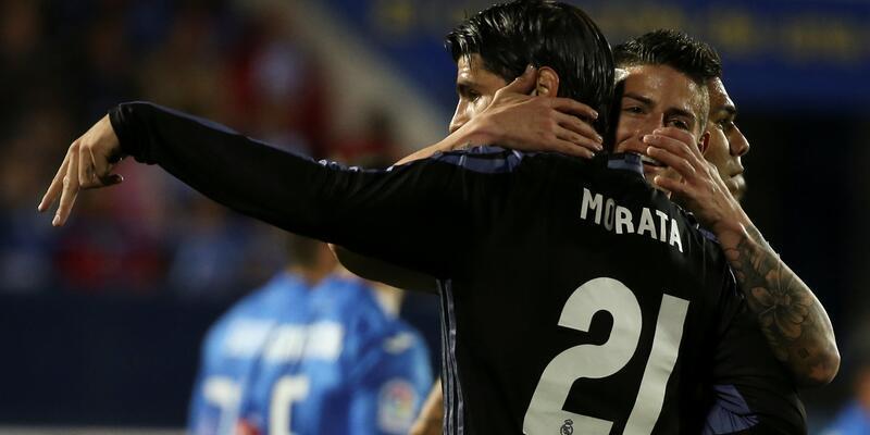 Real Madrid Ronaldo'suz da kazandı