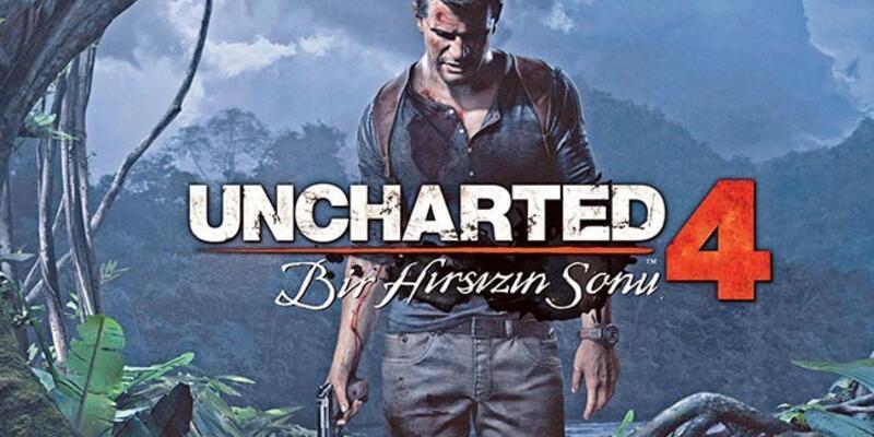 2016'nın en iyi video oyunu açıklandı: Uncharted 4: Bir Hırsızın Sonu