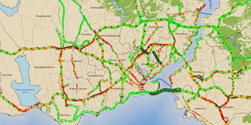 Son dakika: TEM'de kaza! Ankara yönü trafiğe kapandı