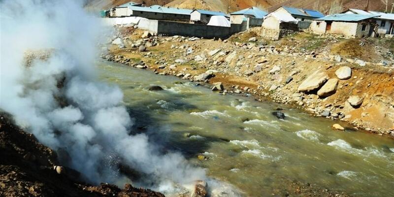 Jeotermal kuyusunda patlama