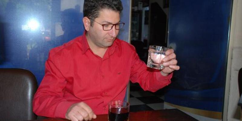 İzmir'de 30 yıldır su içmeyen adam şaşırttı