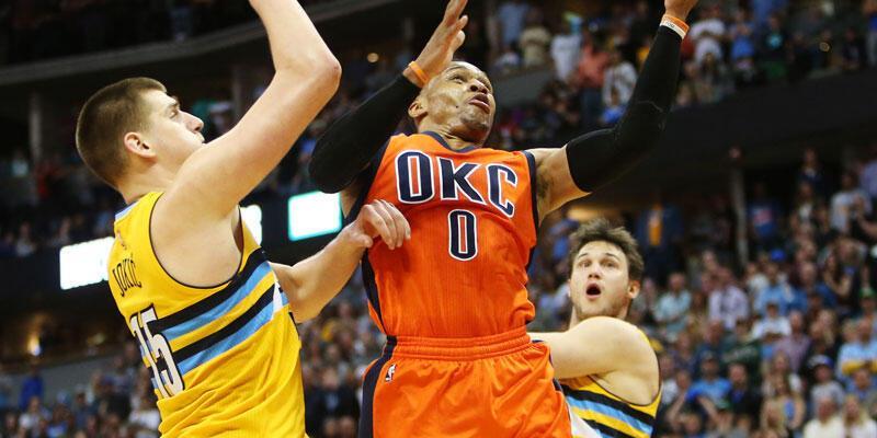 NBA'de normal sezon maçları tamamlandı