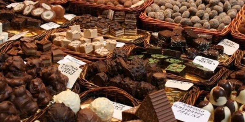 Çikolata Festivali 20 Nisan'da Sirkeci Garı'nda başlıyor