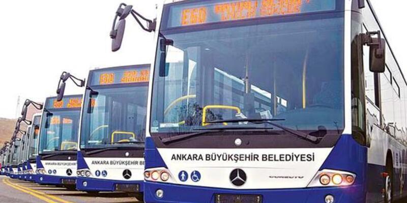 Başkentte 16 Nisan'da ulaşım ücretsiz