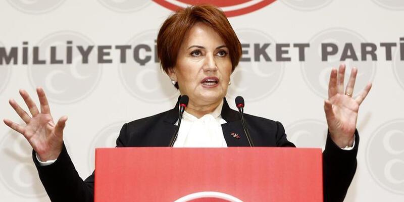 Referandum sonuçlarının ardından Meral Akşener'den son açıklama