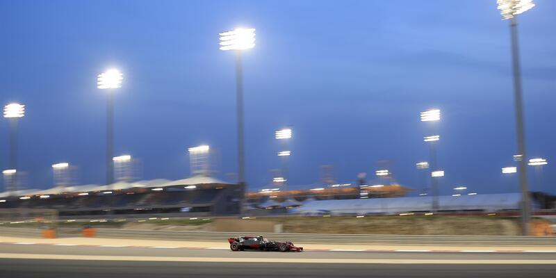 Bahreyn'de en önde Bottas başlayacak