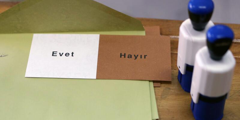 Referandumda katılım oranı arttı
