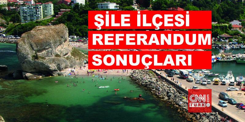 2017 İstanbul Şile referandum seçim sonuçları: Şile'de Evet ve Hayır oranı açıklanıyor