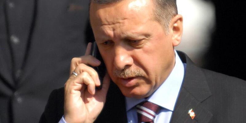 Cumhurbaşkanı Erdoğan'dan Sincik Belediye Başkanı'na teşekkür telefonu