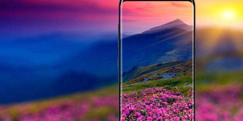 Dikkat! Bazı Galaxy S8 ekranları hatalı!