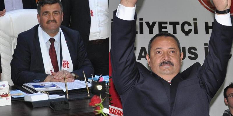 Tarsus'ta AK Parti ile MHP'nin referandum gerginliği