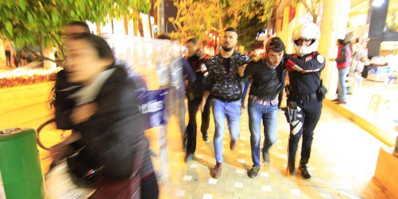 YSK eyleminde gözaltına alınan 16 kişi serbest