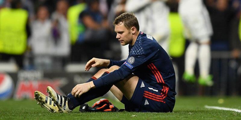 Manuel Neuer sezonu kapattı